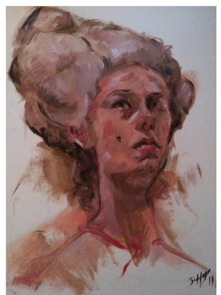 La Cerentola - Sarah Hope art